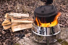 Petromax Outdoor Cooking
