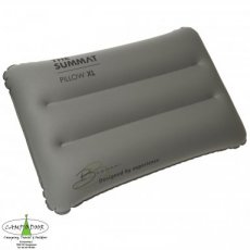 Bardani The Summat Pillow XL opblaasbare kussen - Olijfgroen